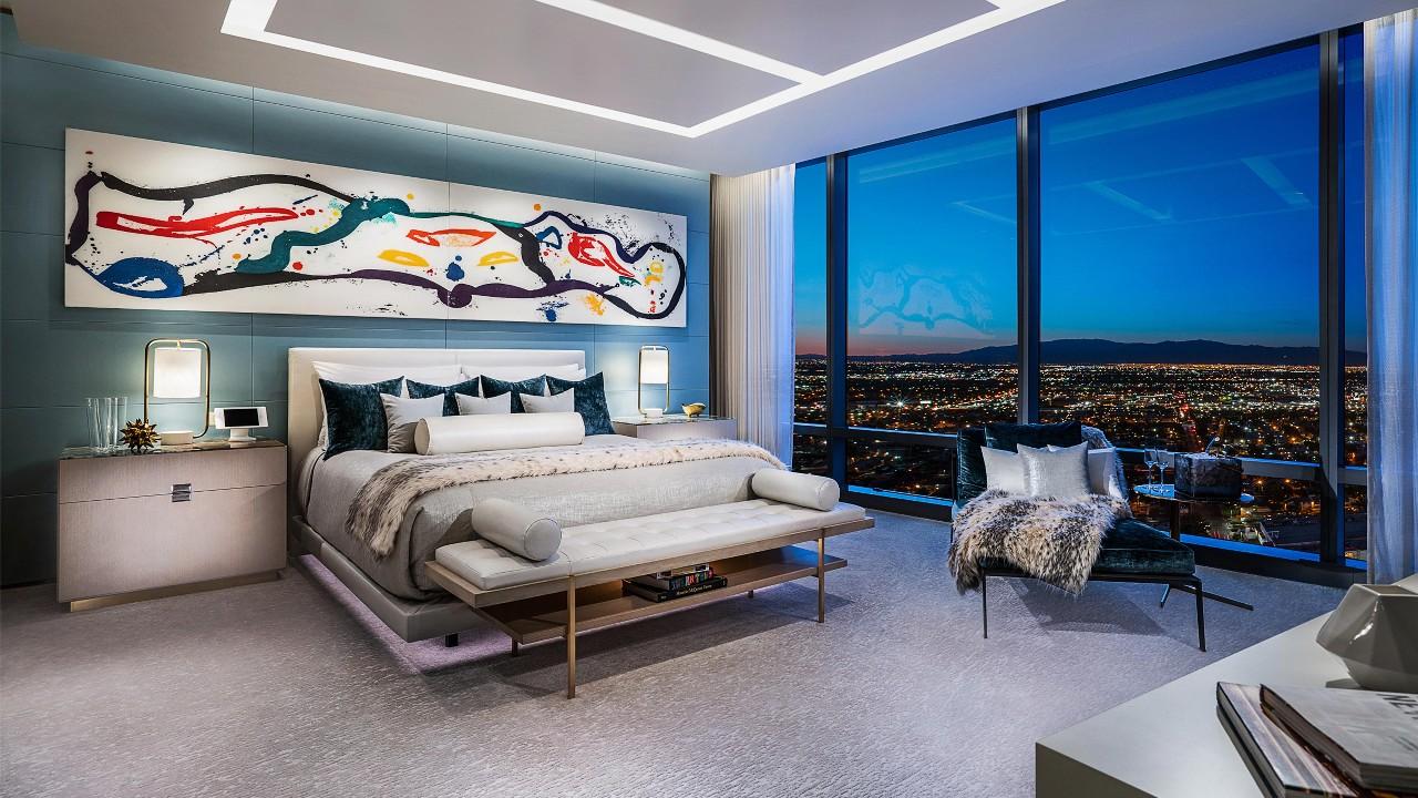 One-Story Sky Villa